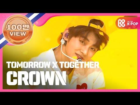 Download Show Champion EP.307 TOMORROW X TOGETHER - CROWN Mp4 baru