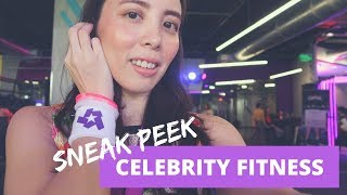 Celebrity Fitness Now Open at One Bonifacio High Street Mall