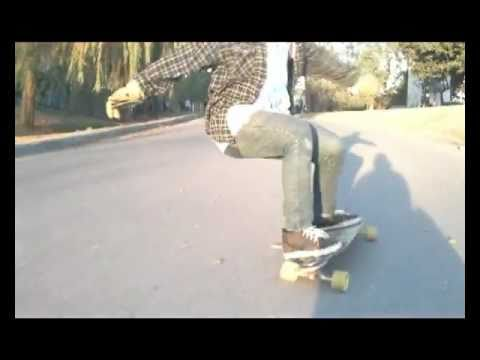 Longboarding Finger Crossed (Cordoba Argentina)