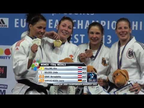 Highlights DAY 2 European Championships 2013