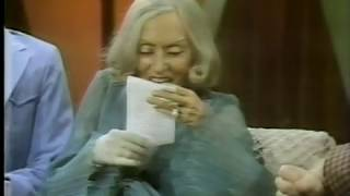 Gloria Swanson, Ted Knight, Larry Hagman, 1979 TV Interview