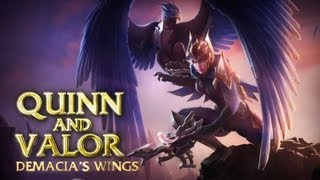 Quinn and Valor Champion Spotlight