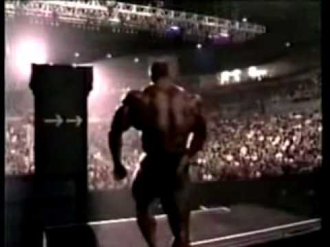 A Tribute To The Best Bodybuilder Ever - Markus Ruhl video