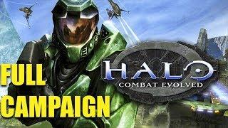 halo combat evolved full campaign original xbox