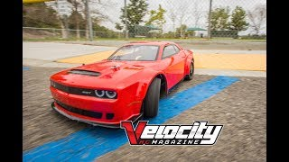 Kyosho Dodge Demon Review - Velocity RC Cars Magazine
