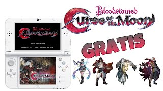 Descarga Bloodstained: Curse of the Moon Gratis para 3ds