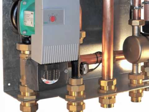 Produzione istantanea di acqua calda sanitaria