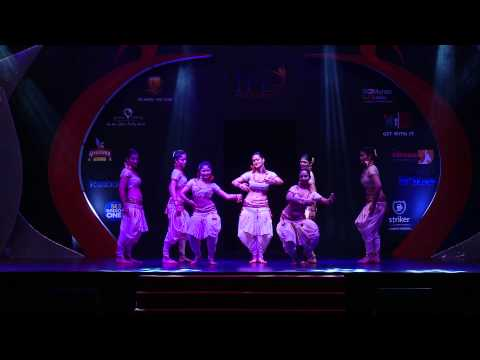 Meher Malik - Banjara School of Dance  India Fiesta Latina 2013...