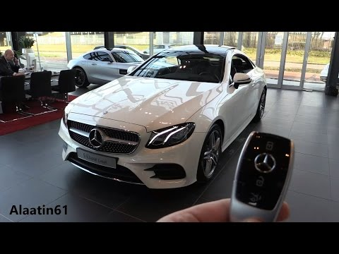 2017 Mercedes E Class Coupe In Depth Review Interior Exterior AMG 2018