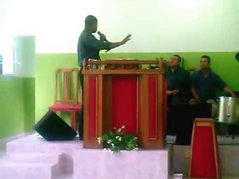 Pregação sobre livro de Josué cap.5