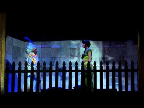 Emi in Aladdin Jr at Merritt Island Christian School - 03/17/2013