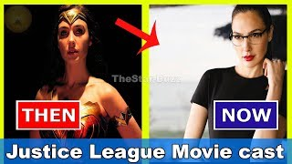 Justice League Movie Cast Then and Now 2019 | Justice League All Movies Actor and Actress Evolution