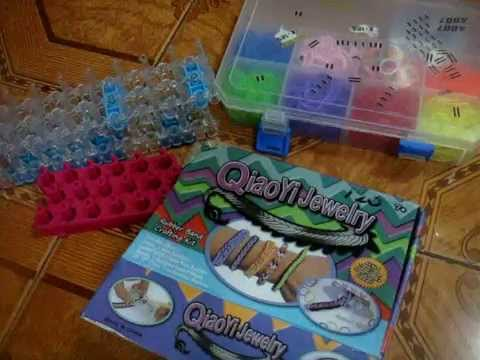 monster tail:review rainbow loom