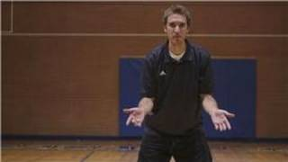 Volleyball : How to Pass or Bump a Volleyball