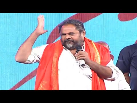 R. Narayana Murthy Emotional Speech - Errabus Movie Audio Launch - Dasari Narayana Rao