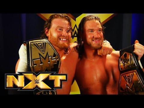Blake and Murphy Take the Belt - WWE NXT, January 28, 2015