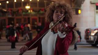 "Ed Sheeran & Beyonce: ""Perfect"" Violin Duet"