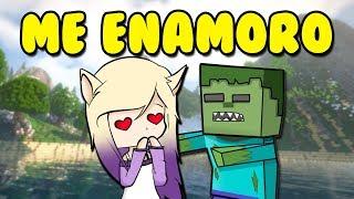 ME ENAMORO DE UN ZOMBIE | Minecraft Roleplay 1