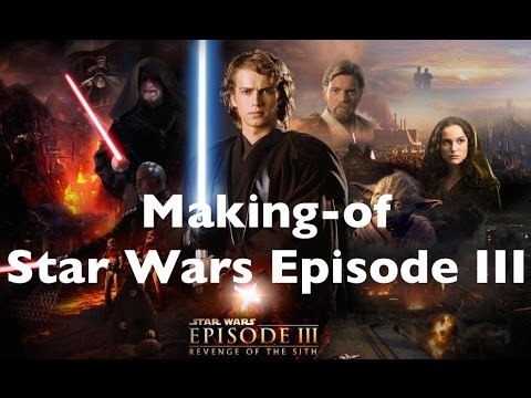 Star TV - Making-of: Star Wars Episode III