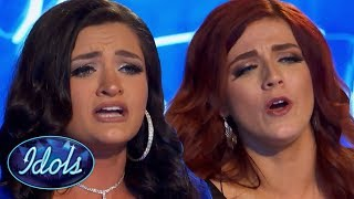Download Lagu SISTER VS SISTER! UNEXPECTED Audition On American Idol 2018 SURPRISES EVERYONE! Idols Global Gratis STAFABAND