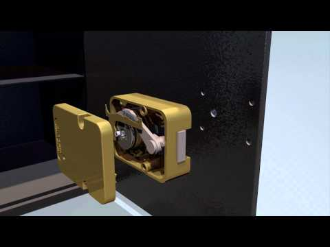 LA GARD Mechanical Lock: All Locks (except 3390) - How to Install