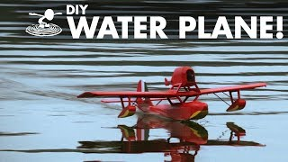 DIY RC Flying Boat | Porco Rosso