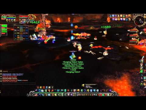 Cataclysm - Shannox : Firelands Boss Strategy Guide
