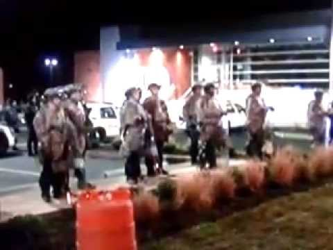 Ferguson Protests | 44 people arrested tuesday as national guard deployed