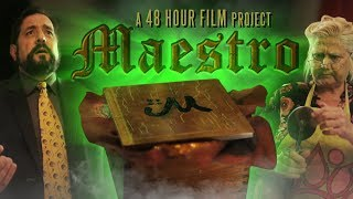 MAESTRO     A Musical-Fantasy-Comedy Short Film   48 Hour Film Project Cleveland 2017