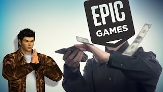 Epic Throws Money at Angry Shenmue Backers - Inside Gaming Daily