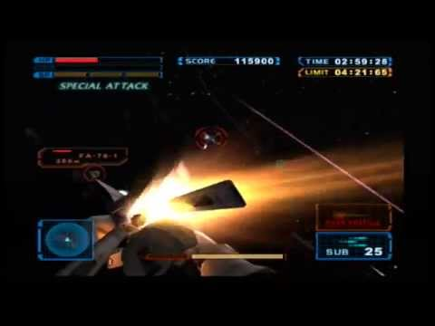Mobile Suit Gundam: Encounters in Space - Stage 5 (Shin Matsunaga)
