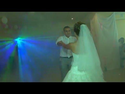 Первый танец молодоженов. Алексей и Алена