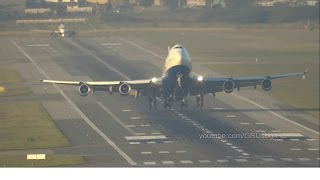 [ HD ] HOMESPOTTING - Afternoon departures at Guarulhos GRU SBGR