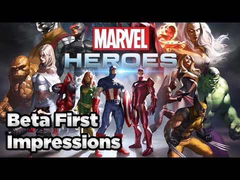 Play marvel heroes this weekend