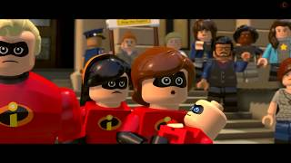 THE INCREDIBLES 2 Full Movie (2018) & Ending