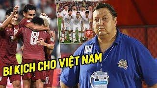 Vào hùa với báo chí, HLV ăn cơm Thái nhận định kịch bản buồn cho Việt Nam