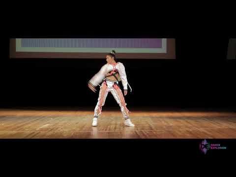 """Студия танца """"SLAM"""" / Танцевальный взрыв 2108 / Соло"""