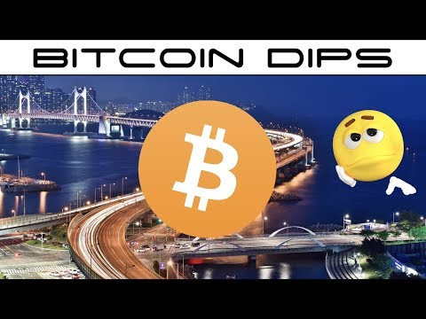 Bitcoin Price Dips After Running Sideways For A Week & Altcoins Follow