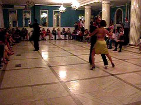 Transylvania Tango Fest, Grand Milonga 1