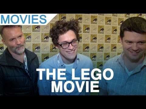 Directors on 'Lego Movie' and '22 Jump Street' at Comic-Con