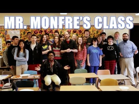 A Visit to Mr. Monfre's Class | Idea Channel | PBS