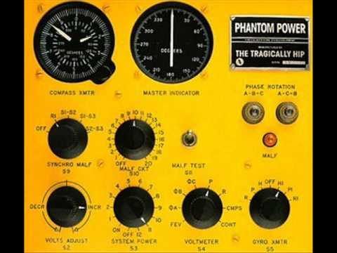 Tragically Hip - Fireworks