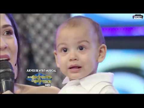 Nahiony Reyes Presenta Su Hijo Abel Arturo En De Extremo a Extremo