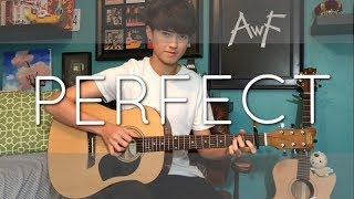 Download Lagu Ed Sheeran - Perfect - Cover (Fingerstyle guitar) Gratis STAFABAND