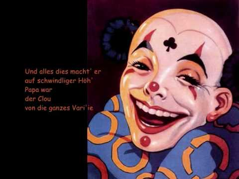 Freddy Quinn - Oh Mein Papa (mit Text).wmv