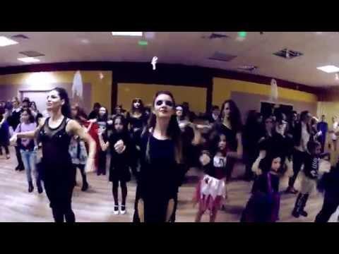 Halloween Flashmob / Lady GaGa – Bloody Mary / Dance Center г.Черкассы