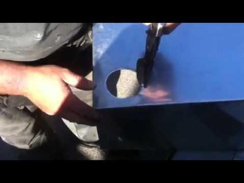 [TUTO] Passage d'une naissance zinc chêneau