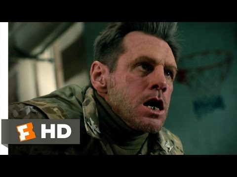 Kick-Ass 2 (7/10) Movie CLIP - Colonel Stars and Stripes vs. Mother Russia (2013) HD