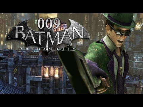 BATMAN: ARKHAM CITY #009 - Schurken im Clinch [HD+] | Let's Play Batman: Arkham City