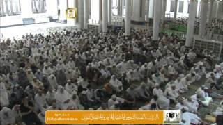المداومة على العمل الصالح بعد شهر رمضان : خطبة الجمعة 1 شوال 1436 : الشيخ صالح آل طالب